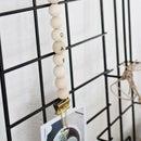 Wooden Bead Hanger