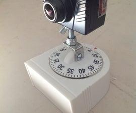 Mini Panoramic Camera Jig