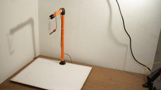 $5 DIY Hot Wire Foam Cutter