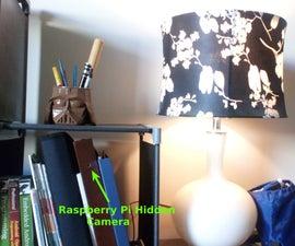 Pi Hidden Camera