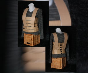 Cardboard Pressure Harness