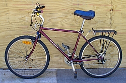 Picture of DIY Electric Bike Conversion