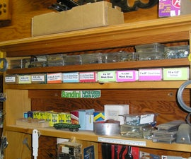 Make Cheap, Easy Cardboard Small Parts Storage Organizers