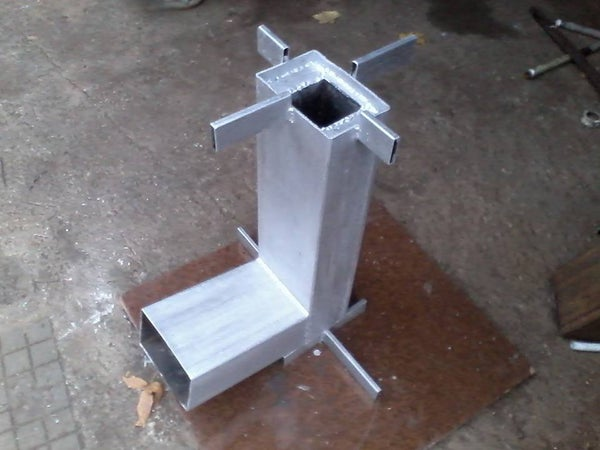 Spark Rocket Stove Project