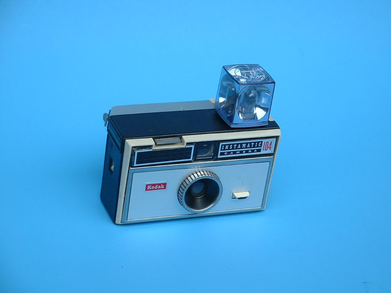 Picture of Kodak Instamatic 104