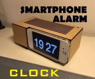 Smartphone Alarm Clock
