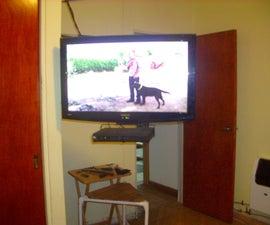Soporte plegable para TV (foldable TV bracket)