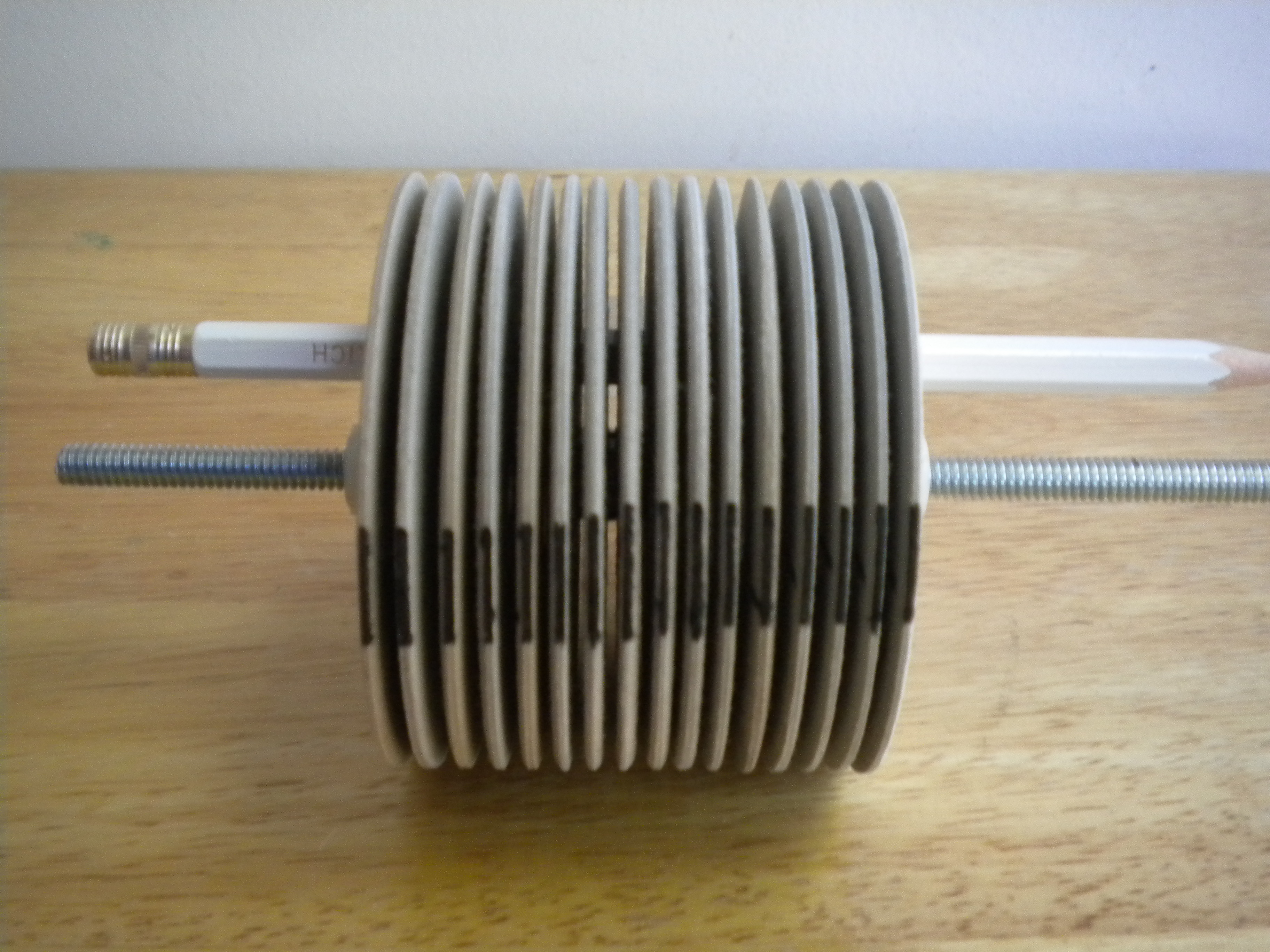Picture of Re-assemble Rotor