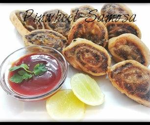 Pinwheel Samosas