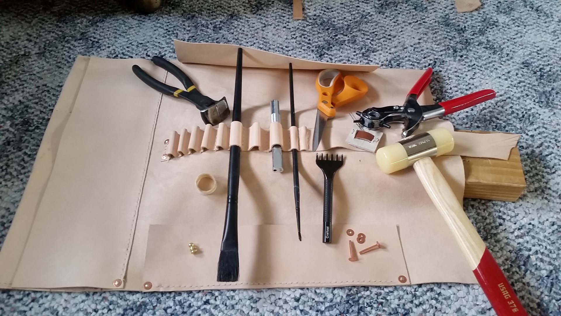 Picture of Measurements, Ingredients and Tools