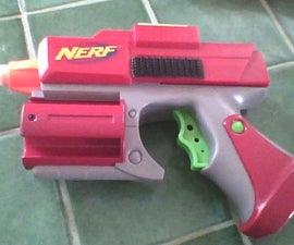 How to make a nerf gun into an airsoft gun