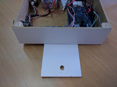 Build a Box to Place the Electronics