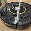 MATLAB Controlled Roomba
