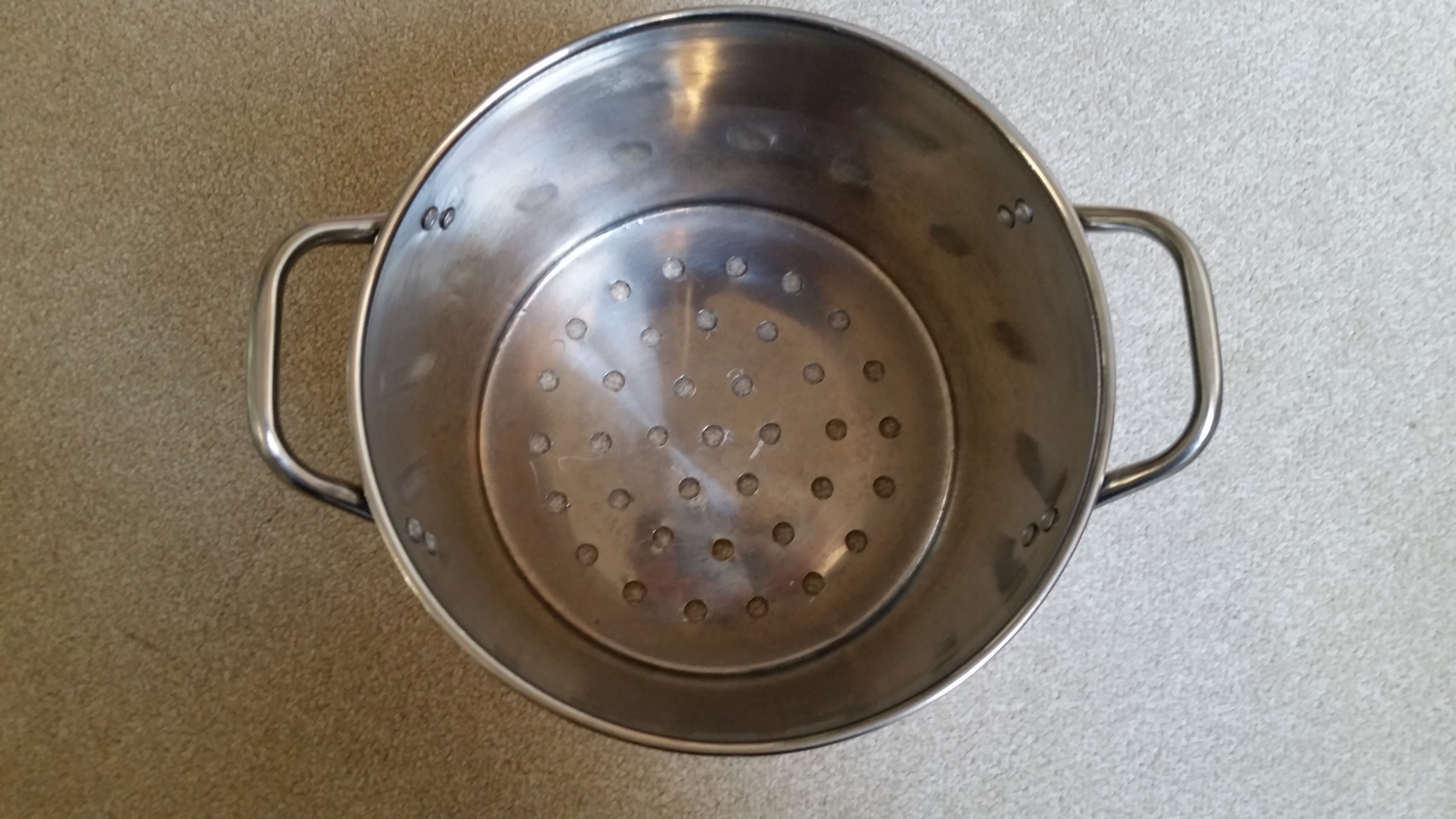 Picture of 8L Stockpot Construction