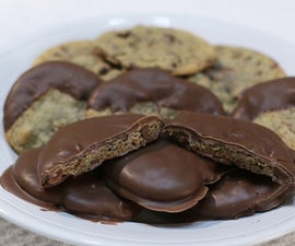 Chocolate Chocolate Chocolate Chip Cookies
