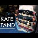 The Skate Stand.