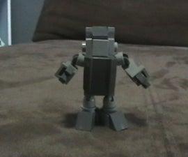 Lego MInifig Robot
