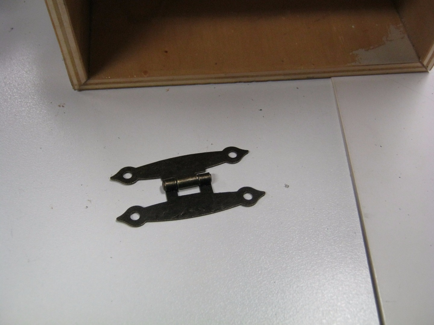 Picture of Hinge for the Lid.