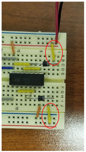 Connecting Diodes to Power