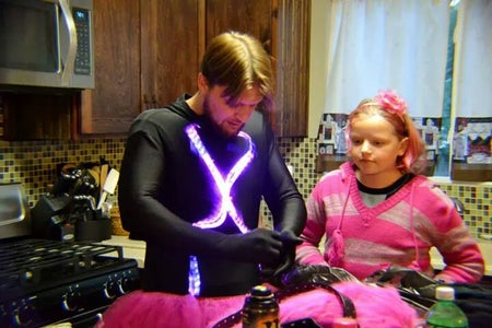 Add LED to Your Costume