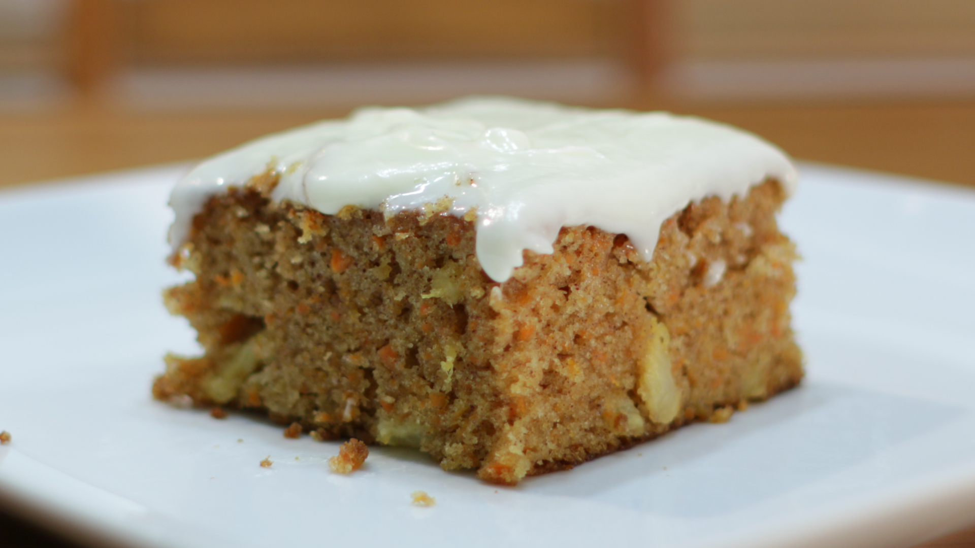 Picture of Moist Carrot Cake