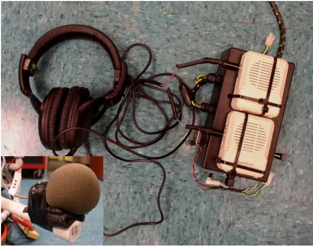 Picture of How to Build a Stereo Hydrophone (not Finished)