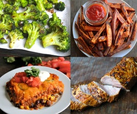 Baking, Broiling and Roasting