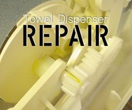 Towel Dispenser Repair