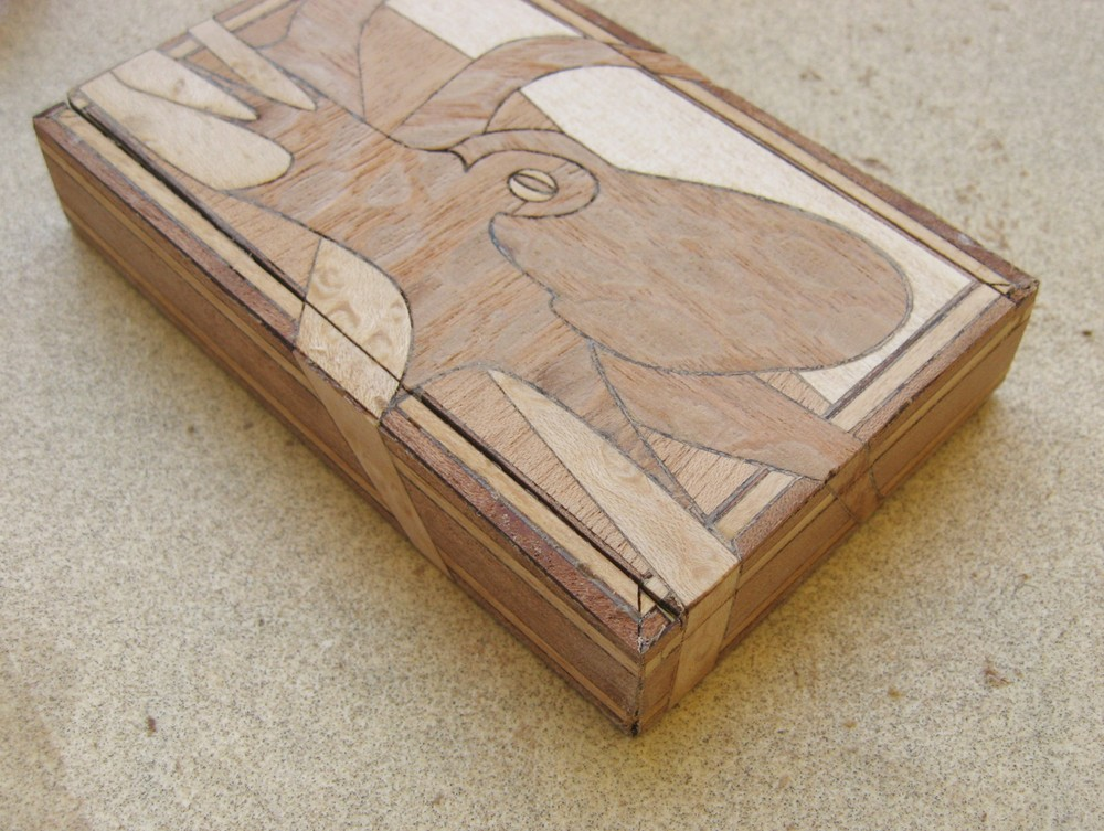 Picture of Sand the Veneer