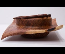 Offset Winged Bowl