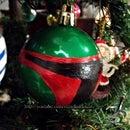 Christmas Ornament | Boba Fett of Star Wars