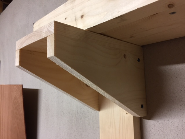Picture of Quick Cheap Easy Shelf!