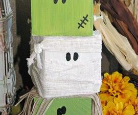 Halloween Monster Blocks