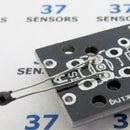 Using Analog Temperature Sensor From 37 Sensors Kit