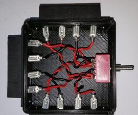 Two Way Speaker Switch