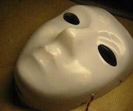 660nm LED face mask
