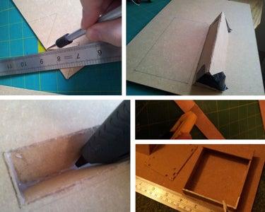 Preparing the Mounting Board