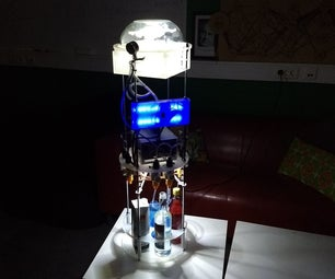 Vacuum Chamber Cocktail Mixer