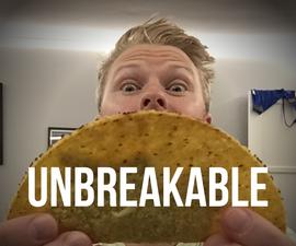 牢不可破的炸玉米饼!