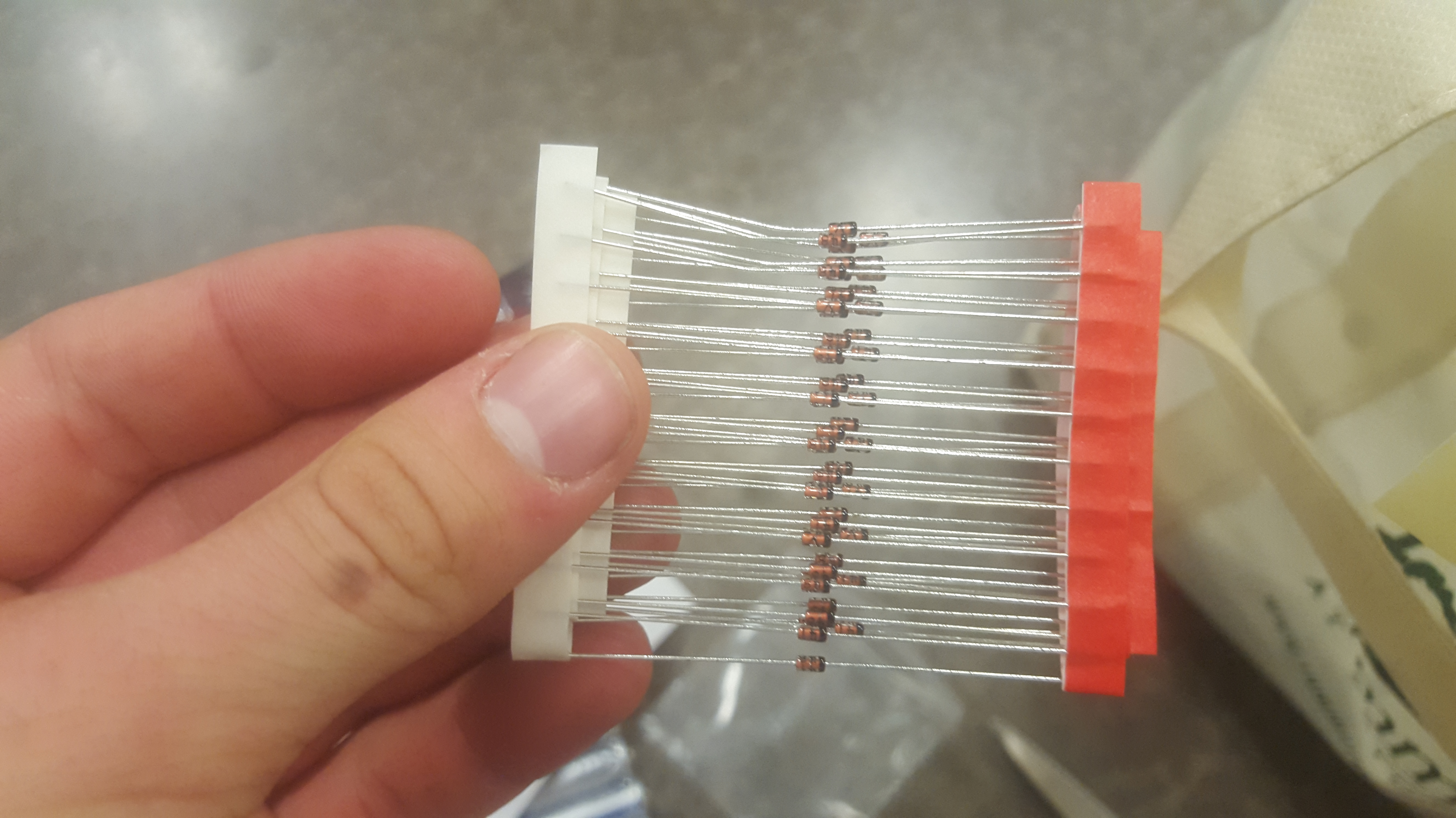 Picture of Solder Blocking Diode
