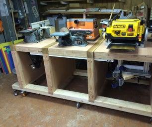 Multi-Tool Flip-Top Table