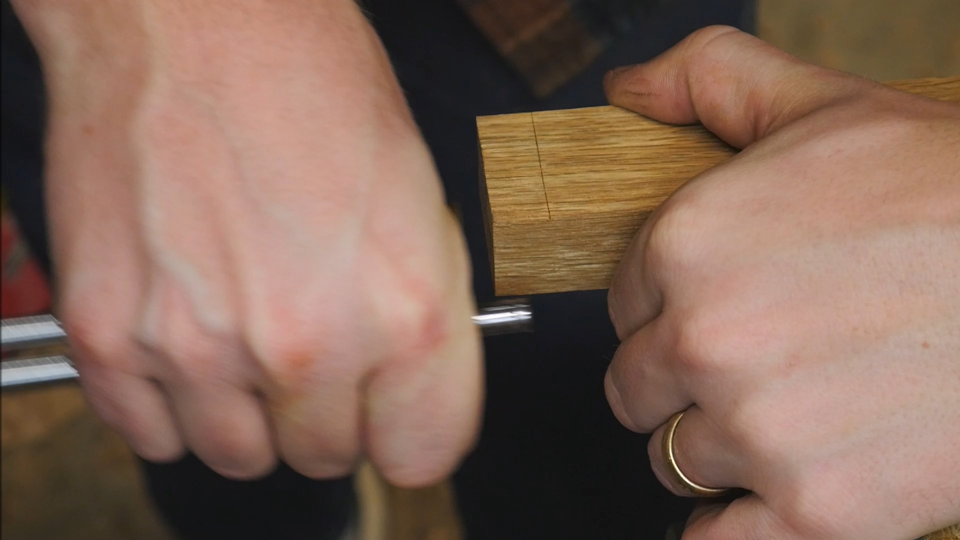 Picture of Cut the Tenon