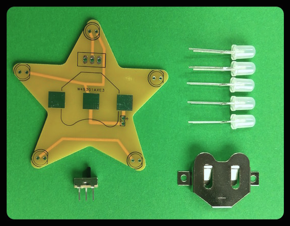 Picture of LED Star Wearable