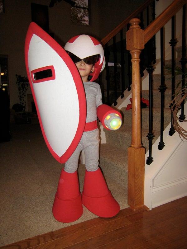 Proto Man Costume
