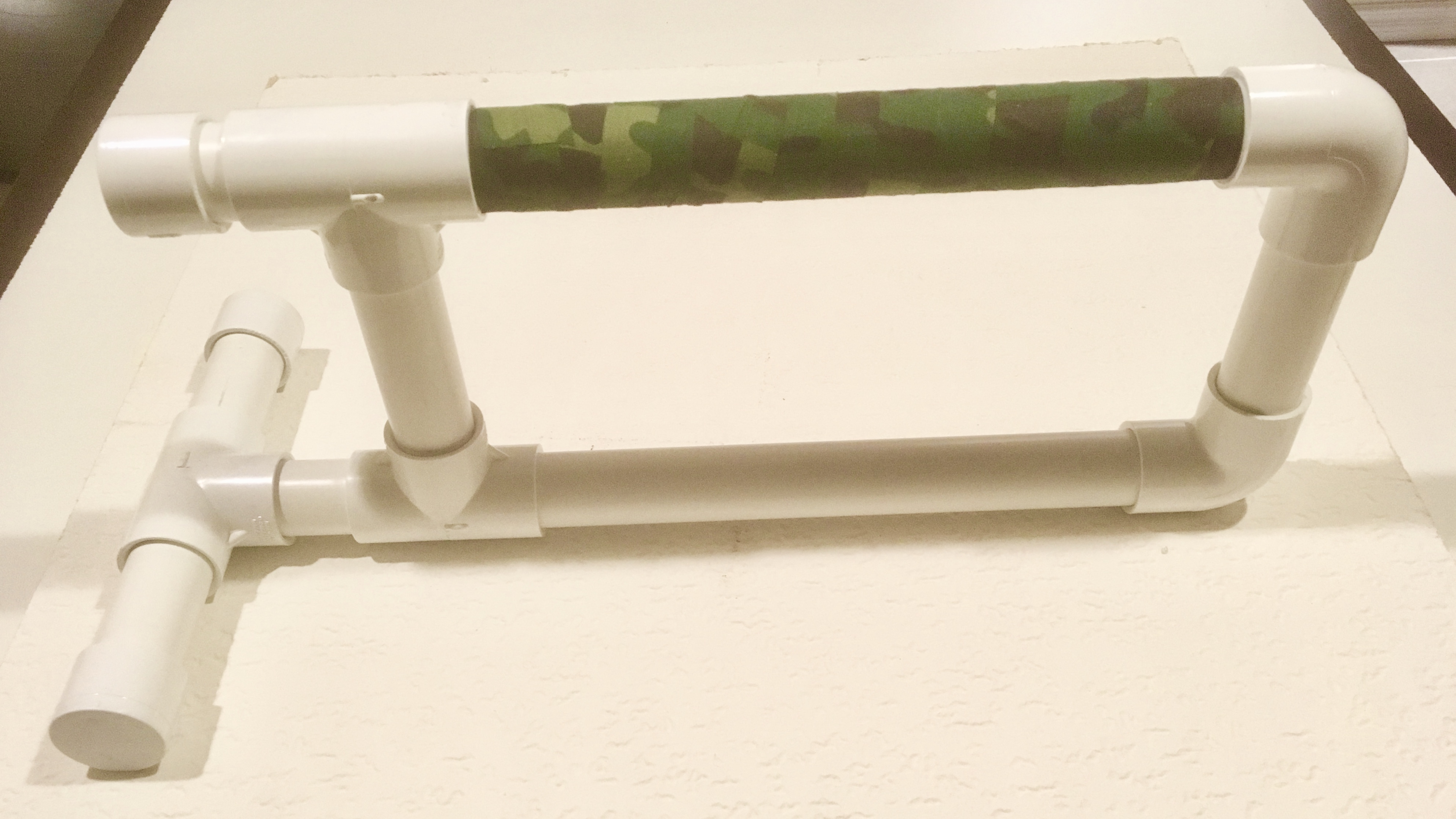Picture of  (Optional) Apply Grip Tape to the Top Handle Section.