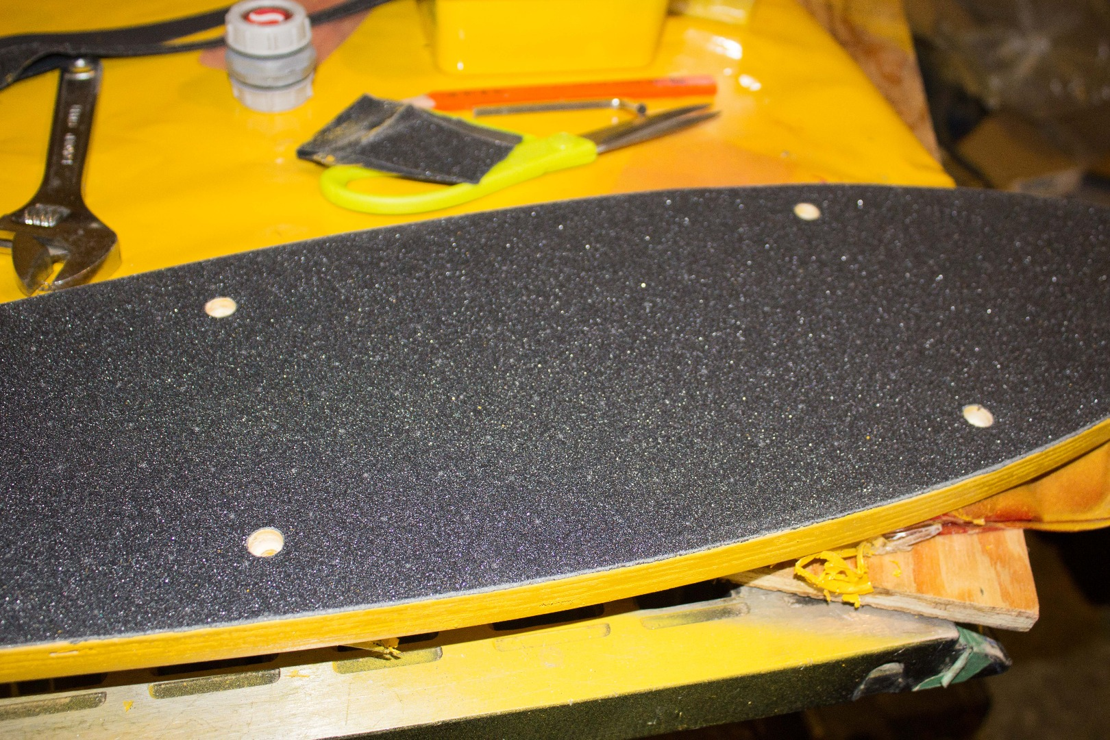 Picture of CNC Deck