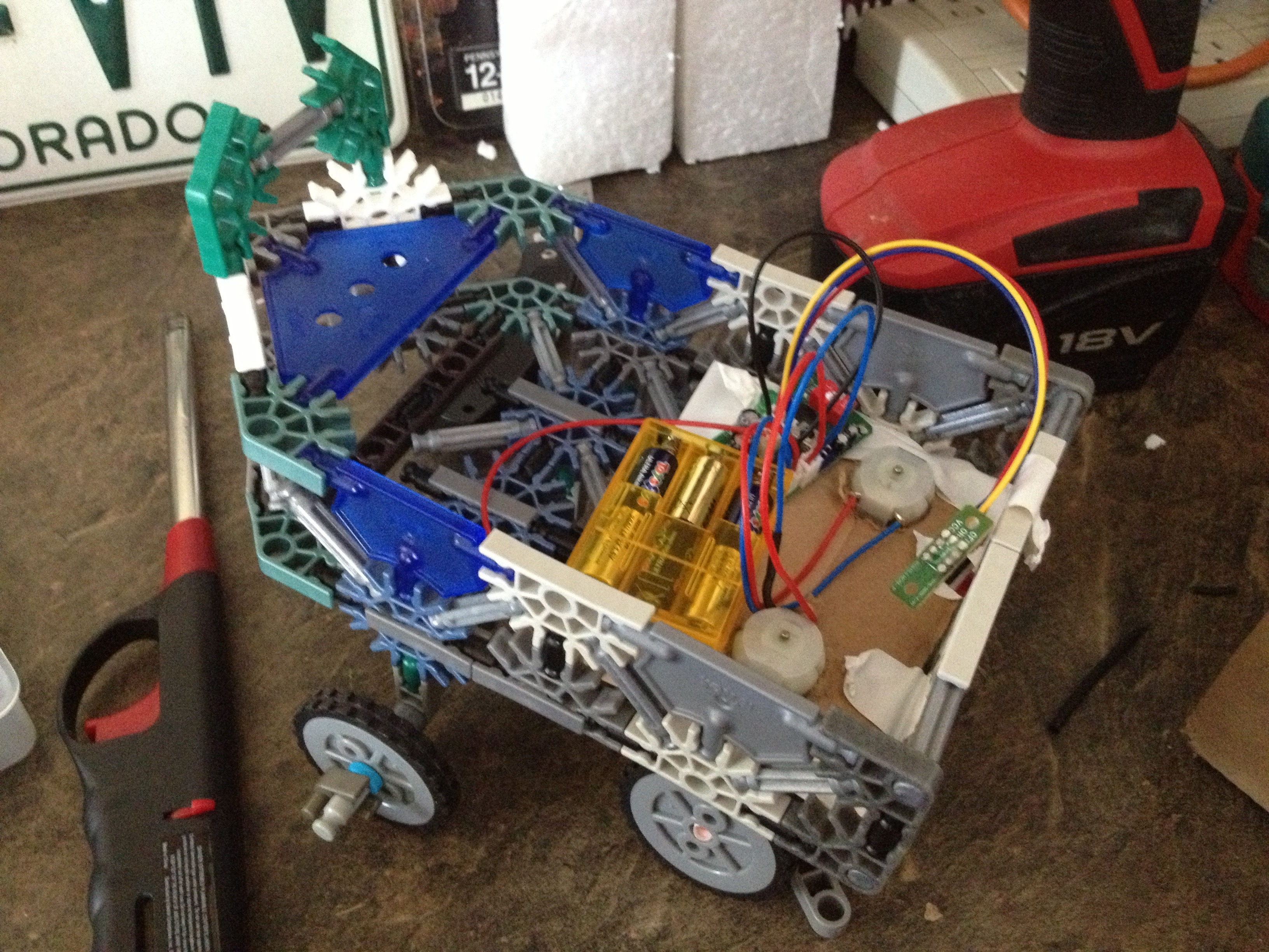 Picture of How to Make a Customized Remote Control Car