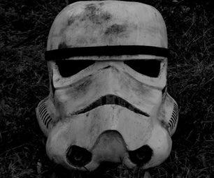 How to Make a StormTrooper Helmet