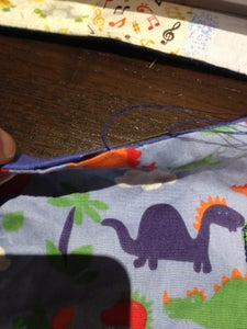 Sew Up Hole
