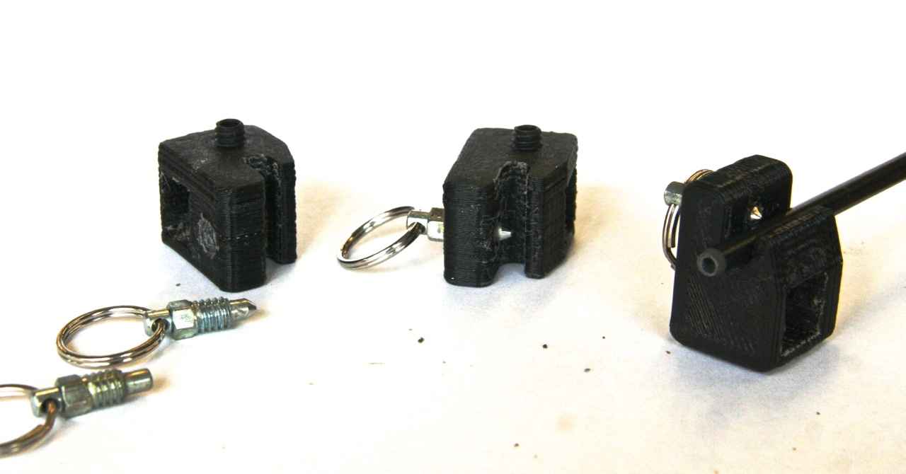 Picture of Making the Attachment Clips